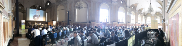 Conclusi i lavori della seconda conferenza nazionale sui piani urbani della mobilità sostenibile presso il Palazzo Re Enzo a Bologna.