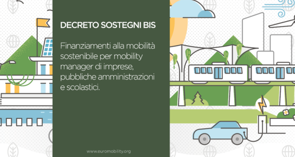 Decreto sostegni Bis – Finanziamenti alle iniziative dedicate alla mobilità sostenibile
