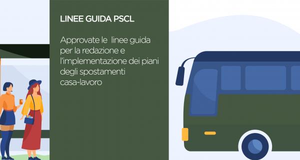 Linee guida per la redazione e l'implementazione dei piani degli spostamenti casa-lavoro (PSCL)